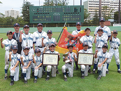 """「守って」""""横浜No.1""""決める"""