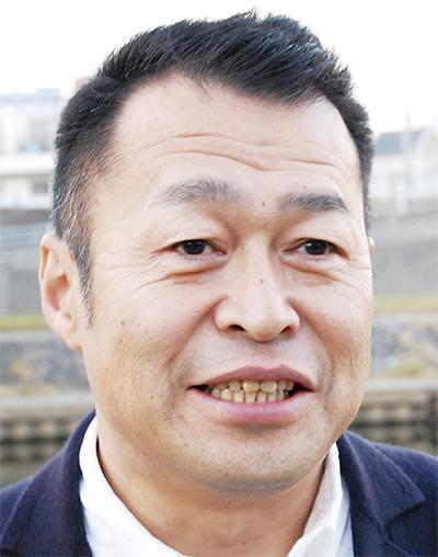 石川 伸さん