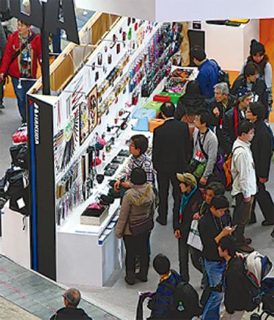 日本最大級のカメラ展