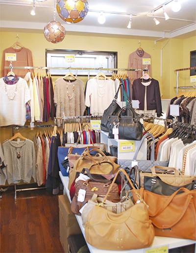 おしゃれでリーズナブルな婦人服の店がオープン!