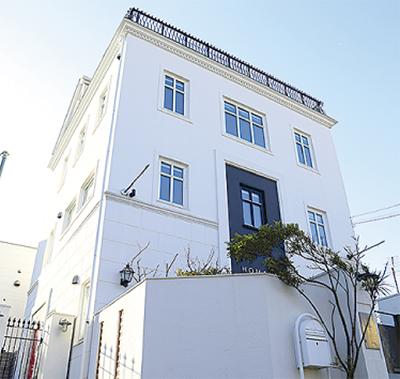鎌倉の貸別荘に体験宿泊