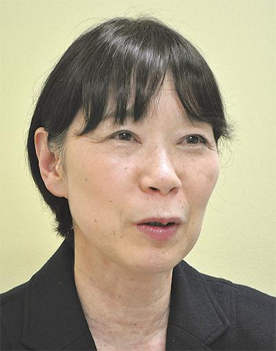 市川 茂子さん