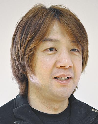 新井 史朗さん