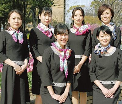 横浜スカーフの魅力PR