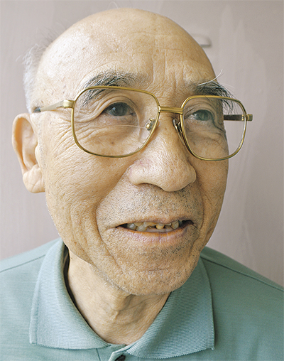 松井 三二(さんじ)さん