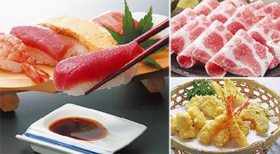 「しゃぶ葉」が寿司導入