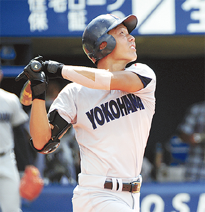 村田選手 決勝で2打点