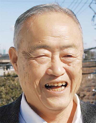 田中 晳男(あきお)さん