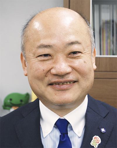 小野崎 信之さん
