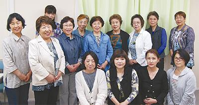 長津田で初の女性部誕生