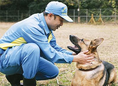 警察犬の意外な素顔