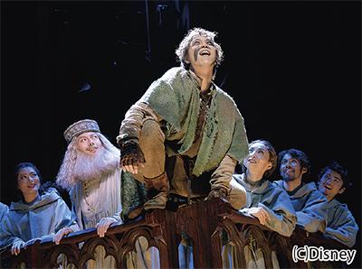 「ノートルダムの鐘」上演