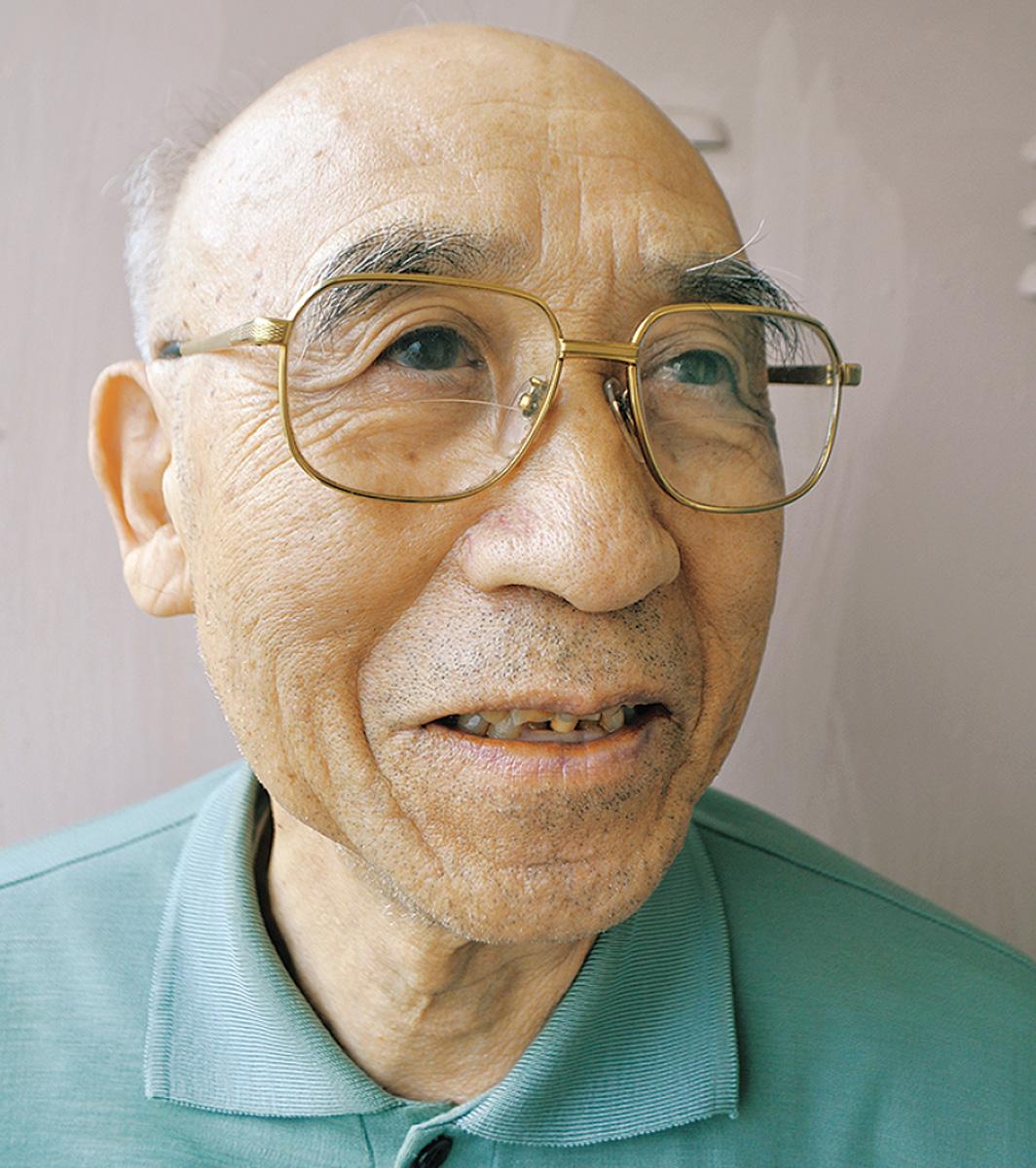 松井さんがTV番組に登場