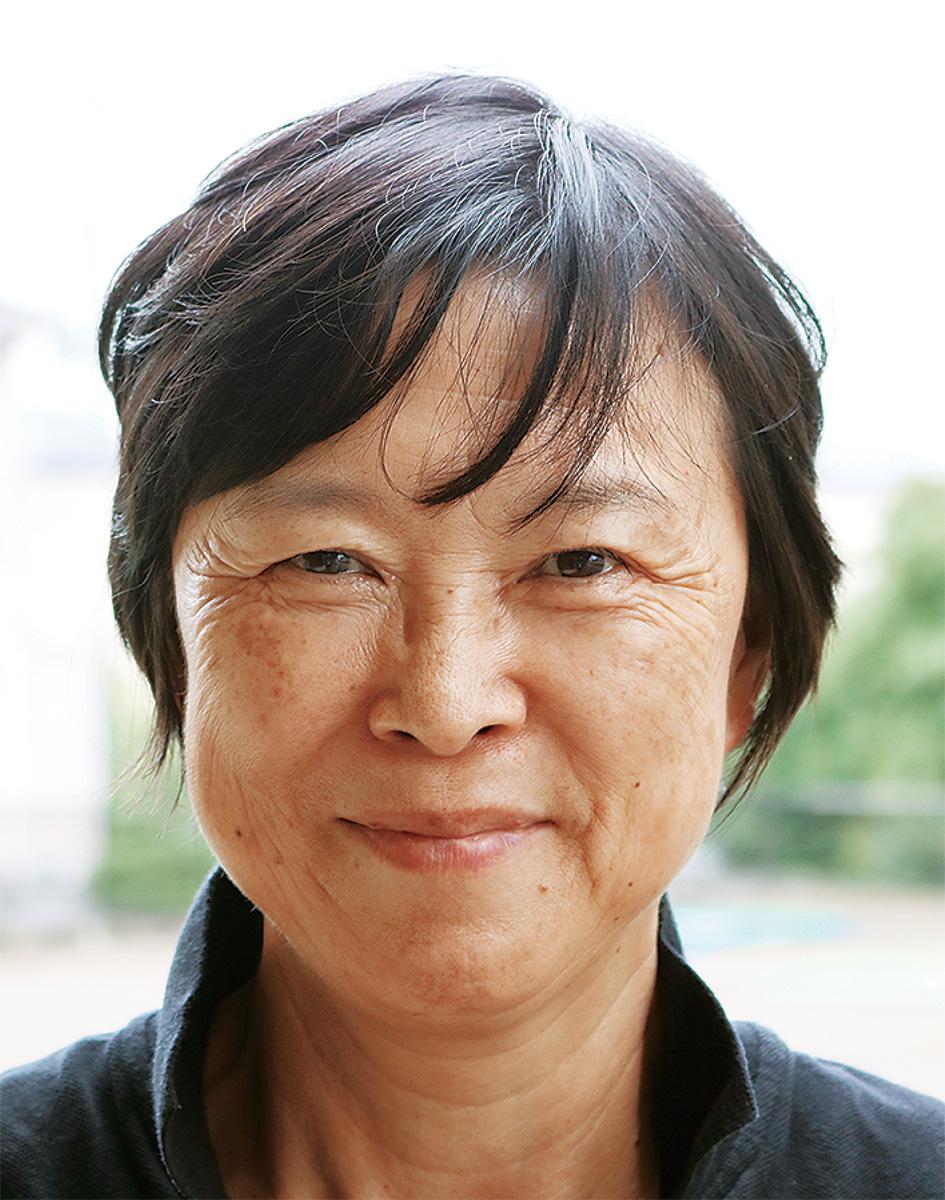 横内 博子さん