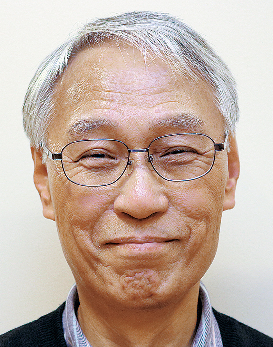 新名(しんみょう) 三郎さん