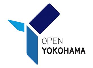 OPEN YOKOHAMAのロゴマーク