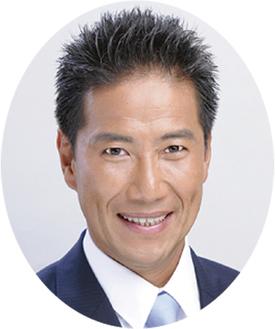 宗像富次郎氏