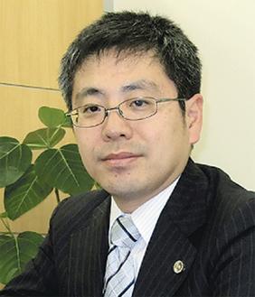 島崎弁護士が講演