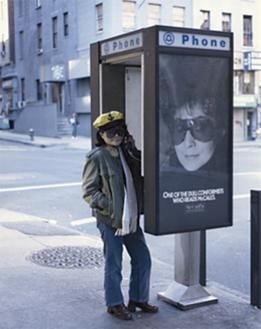 ONO Yoko Courtesy of Yoko Ono