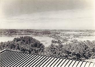▶鶴見川洪水(1938年)の写真などを掲載
