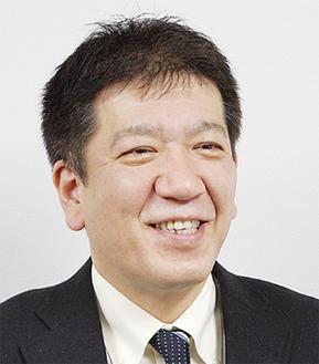 昨年7月に着任した久保田支配人