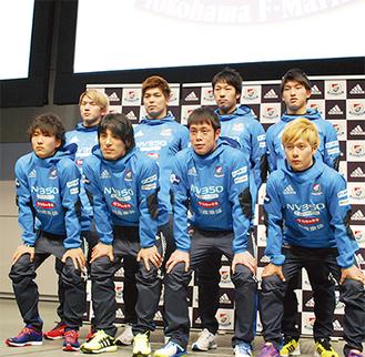 2014シーズンの新加入選手