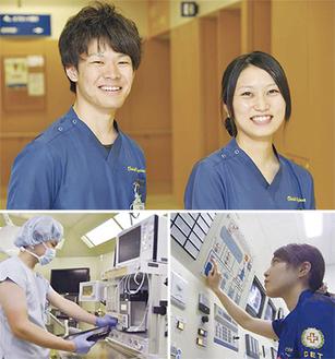 医療機器を扱う医療系国家資格
