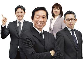 税理士 小林 清とスタッフ