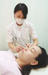 鍼治療では痛みの軽減を心がけている