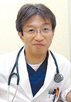 内科の栗橋健夫診療科長