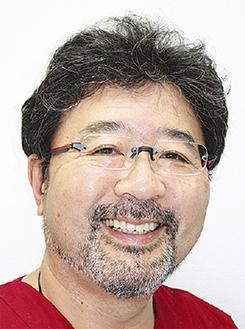 笑顔を見せる須田理事長