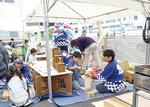 毎年人気の木工教室