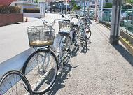 放置自転車 着実に減少