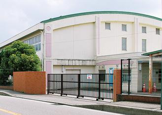 点検対象となる都筑区内の小学校