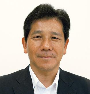佐々木伸一さん(50)39代会長横浜マリノス株式会社