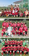 大豆戸FC、各年代が上位