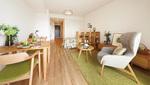 居室内はイメージ(写真はグランクレール世田谷中町にて撮影。掲載写真の家具・調度品等は備え付けられておりません。居室の仕様は住戸によって異なります)