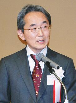 高木健司会長