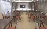 優雅な雰囲気の談話室