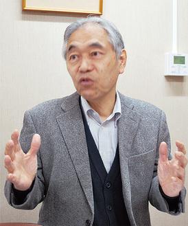 大倉精神文化研究所所長平井誠二さん