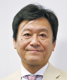 八木正憲さん(61)58代会長税理士法人桜友会計社 八木事務所