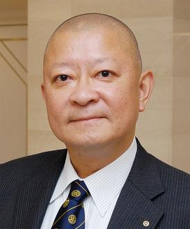 和田久寿さん(57) 40代会長大乗寺住職