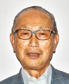 峯尾重弘さん(80) 24代会長峯尾ビル株式会社