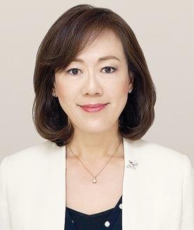 代表取締役会長兼CEO 中田みち