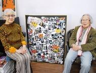 99歳、今も現役画家