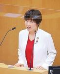 横浜市が抱える諸課題について市長と質疑しました