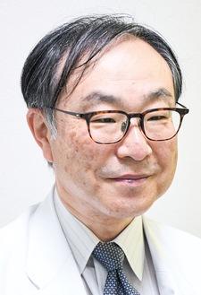 感染管理室を率いる平澤晃同院副院長