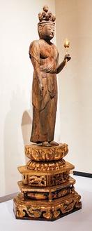 十一面観音菩薩立像(西方寺所蔵)