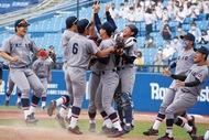 34年ぶりの日本一