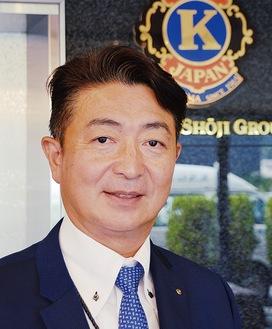 木村長俊さん(53)26代会長株式会社ザ・ニューオークラ 常務取締役